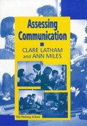 Assessing Communication