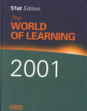 The World of Learning 2001