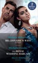 Billionaire s Wife on Paper