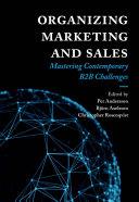 Organizing Marketing and Sales [Pdf/ePub] eBook