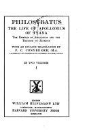 The Life of Apollonius of Tyana