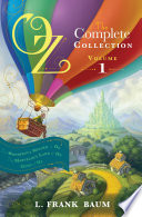 Oz The Complete Collection Volume 1 Bind Up