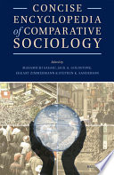 Concise Encyclopedia Of Comparative Sociology PDF