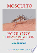 Mosquito Ecology  : Field Sampling Methods