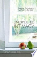 Unexpected Intimacy Book