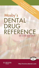 Cover of Mosby's Dental Drug Reference
