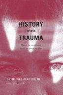 Pdf History Beyond Trauma Telecharger
