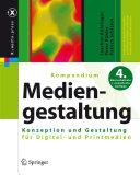 Kompendium der Mediengestaltung für Digital- und Printmedien