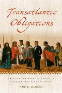 Pdf Transatlantic Obligations