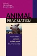 Animal Pragmatism Book PDF