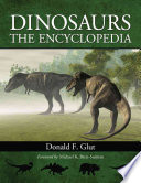 Dinosaurs, the Encyclopedia