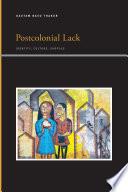 Postcolonial Lack Book