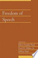 Freedom of Speech: Volume 21