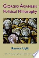 Giorgio Agamben  Political Philosophy