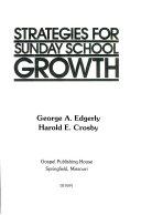 Strategies for Sunday School Growth