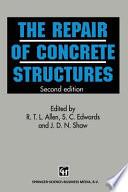 Repair of Concrete Structures Book