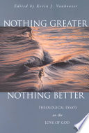 Nothing Greater  Nothing Better Book PDF