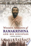 Western Admirers of Ramakrishna and His Disciples Book