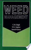 Weed Management Book