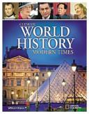 Glencoe World History  Modern Times  Student Edition