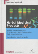 Herbal Medicinal Products Book