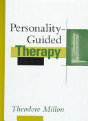 Personality Guided Therapy