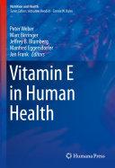 Vitamin E in Human Health Pdf/ePub eBook