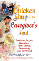 Pdf Chicken Soup for the Caregiver's Soul