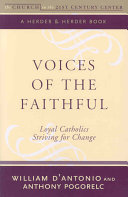 Voices of the Faithful Book