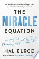 The Miracle Equation Book