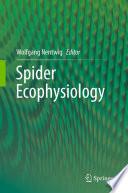 Spider Ecophysiology Book PDF