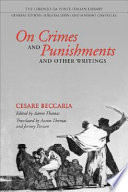 On Crimes and Punishments and Other Writings Book PDF