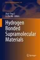 Hydrogen Bonded Supramolecular Materials ebook
