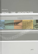Rethinking space, time, architecture