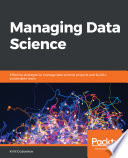 Managing Data Science Book PDF