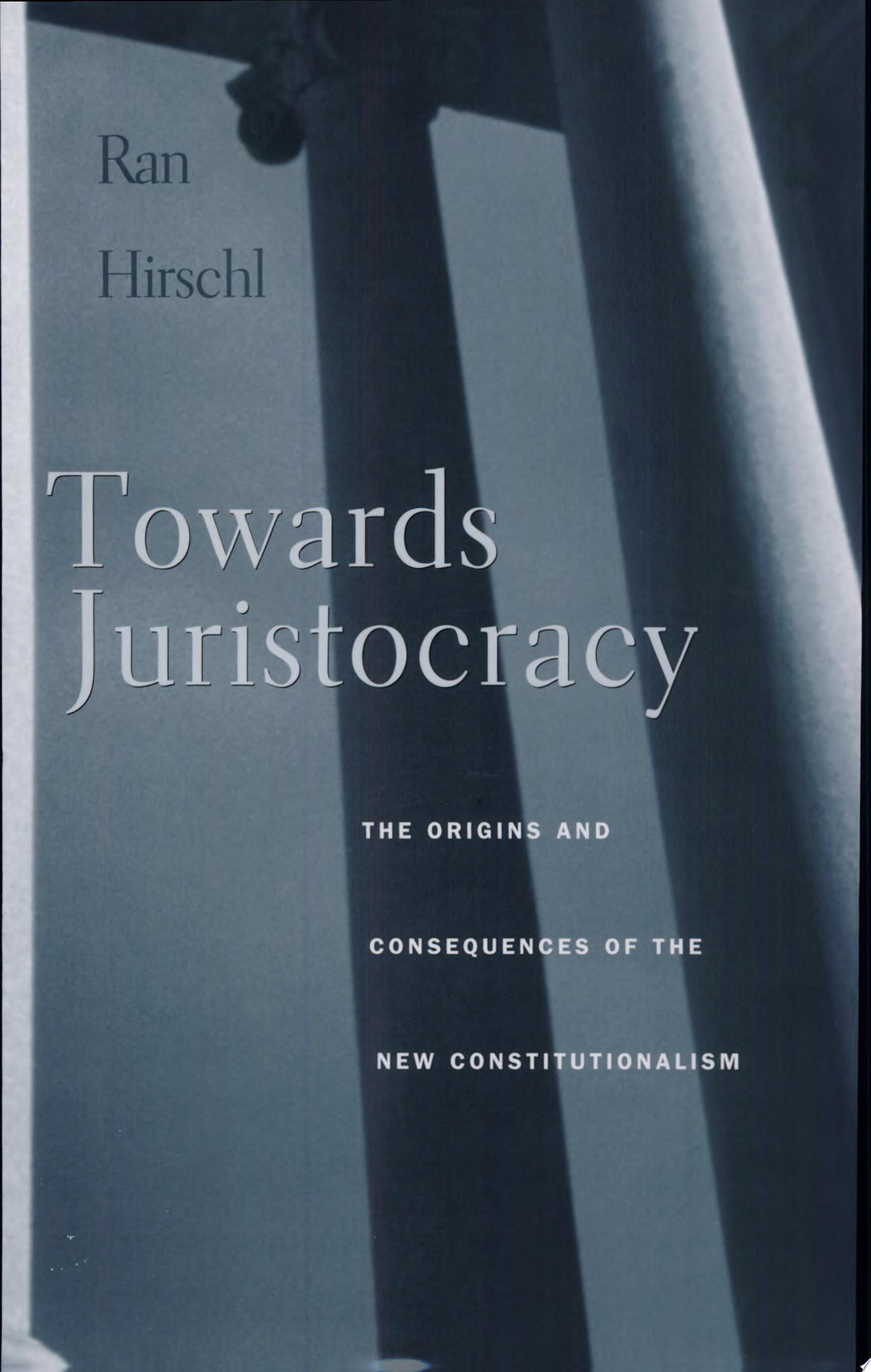 Towards Juristocracy