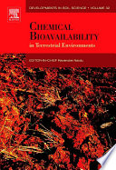 Chemical Bioavailability in Terrestrial Environments