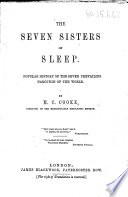 The Seven Sisters of Sleep  Popular History of the Seven Prevailing Narcotics of the World