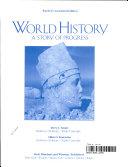 World History  a Story of Progress