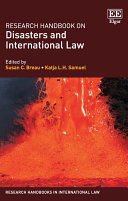 Research Handbook on Disasters and International Law:  - Seite 109