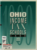 Farm Income Tax Schools Workbook Book