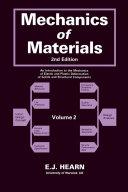 Mechanics of Materials [Pdf/ePub] eBook