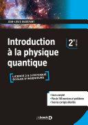 Introduction à la physique quantique
