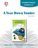 A Year Down Yonder Student Packet Book