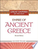 Empire of Ancient Greece Book