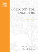 A Geology For Engineers Seventh Edition