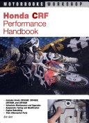 Honda CRF Performance Handbook