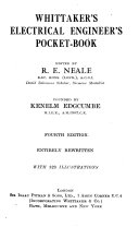 Whittaker s Electrical Engineer s Pocket book