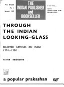 The Indian Publisher And Bookseller