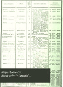 Répertoire du droit administratif